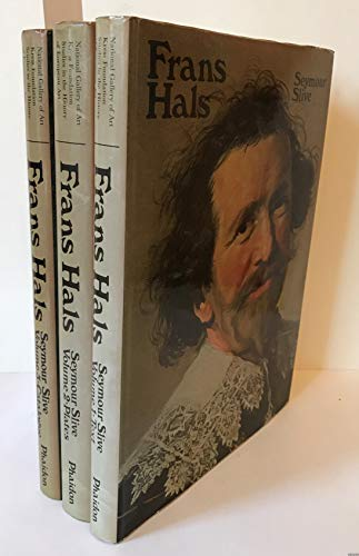 9780714814438: FRANS HALS - Three (3) Volume Set [Catalogue Raisonné, Catalogue Raisonne, Catalog Raisonnee, Complete Works]