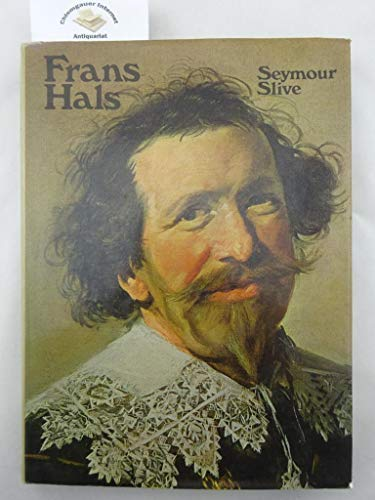 9780714814445: Frans Hals Volume One : Text (National Gallery of Art: Kress Foundation Studies in the History of European Art): Text v. 1