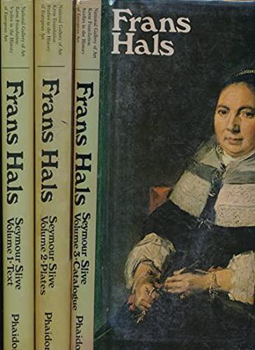 Frans Hals, 2 Volumes: Slive, Seymour