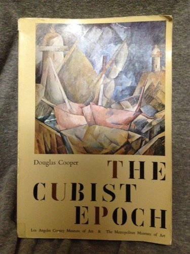 9780714814483: Cubist Epoch