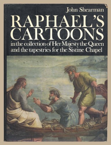9780714814506: Raphael's Cartoons in the Collection of Her Majesty the Queen and the Tapestries for the Sistine Chapel