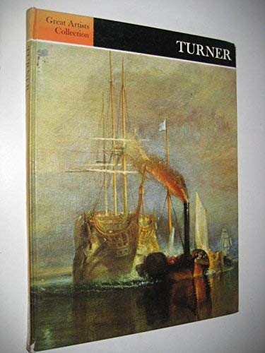 Turner; (Colour Plate Books): Turner, J. M.