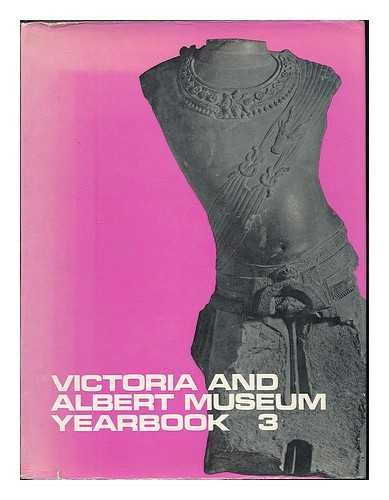 9780714815091: Victoria and Albert Museum Yearbook.