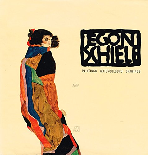 9780714815459: Egon Schiele: Paintings Watercolours Drawings