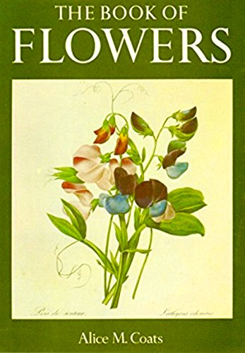 9780714815732: Book of Flowers