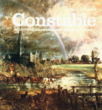 9780714815947: Constable - Paintings, Drawings and Watercolours
