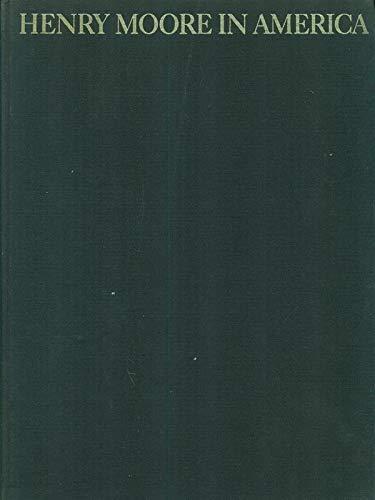 9780714816098: Henry Moore in America
