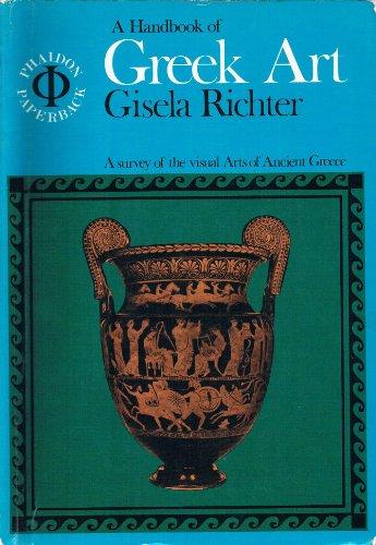 9780714816494: A Handbook of Greek Art