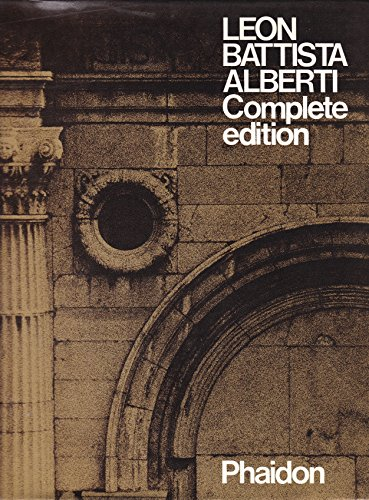 9780714816852: Leon Battista Alberti