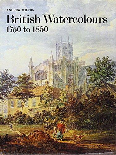 9780714817132: British Watercolours, 1750 to 1850