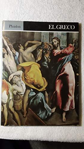 9780714817408: El Greco (Colour Plate)