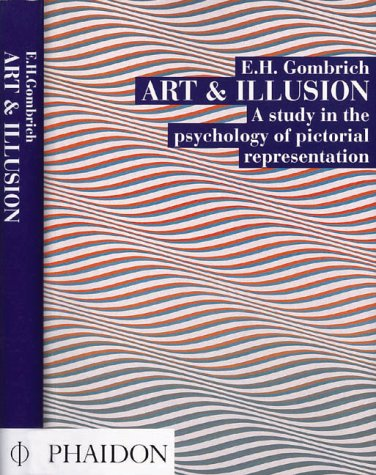 9780714817569: Art and Illusion Study in the Psychology of Pictorial: A Study in the Psychology of Pictorial Representation