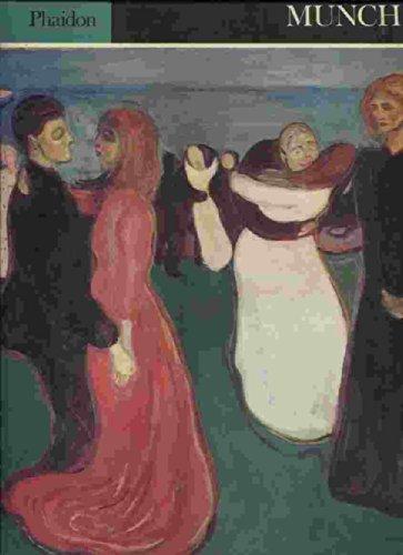 9780714817996: Munch (Colour Plate Books)