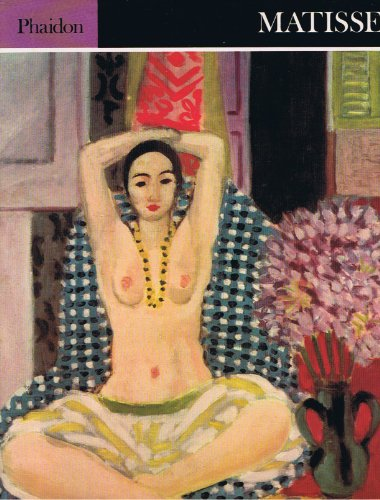 9780714818047: Matisse (Colour Plate Books)