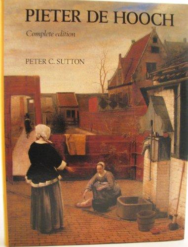 9780714818283: Pieter De Hooch, Complete Edition