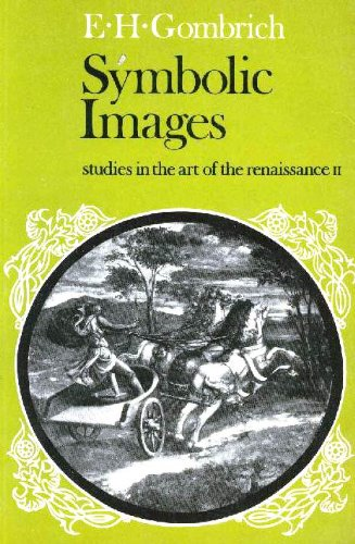 Symbolic images (Studies in the art of the Renaissance II)