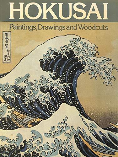 9780714818337: Hokusai: Painting, Drawings and Woodcuts