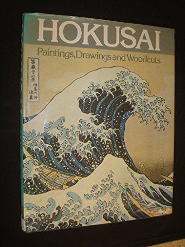 9780714818344: Hokusai: Painting, Drawings and Woodcuts