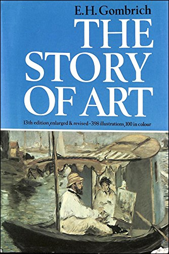 9780714818412: The Story of Art (Phaidon paperback)