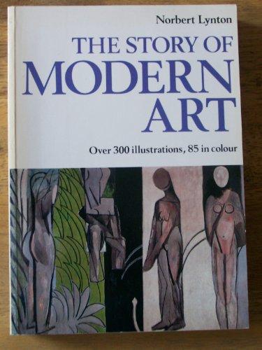9780714818481: Story of Modern Art