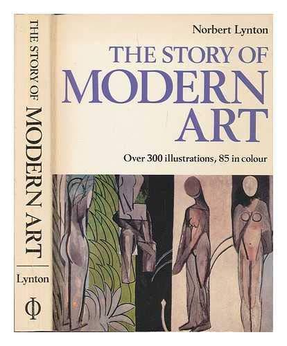 9780714818481: The Story of Modern Art