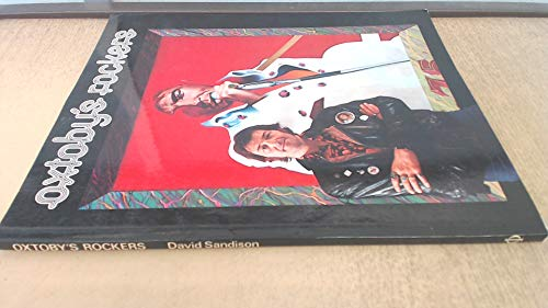 Oxtoby's Rockers: The Eternal Fan (SCARCE FIRST EDITION SIGNED BY THE AUTHOR AND ARTIST DAVID OXT...