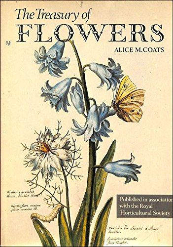 9780714818887: Treasury of Flowers