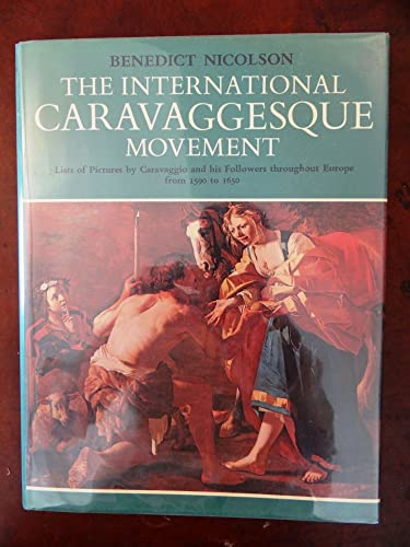 9780714819167: International Caravaggesque Movement