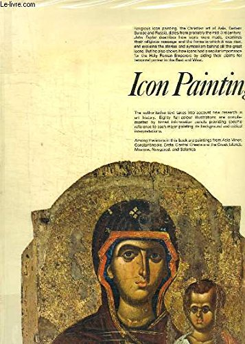 9780714819877: Icon Painting (Phaidon gallery)