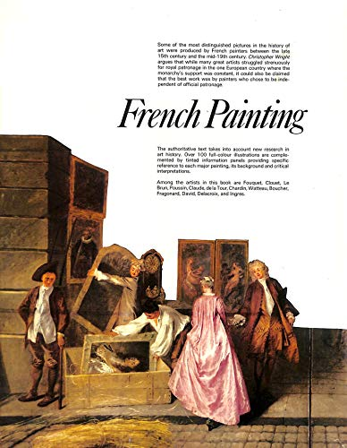 9780714819891: French Painting