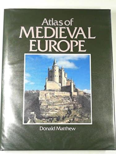 9780714820071: Atlas of Medieval Europe
