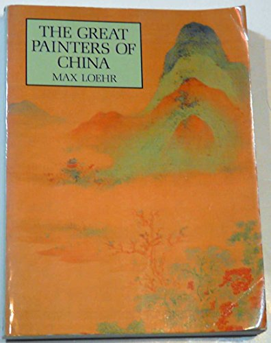 9780714820088: Great Painters of China