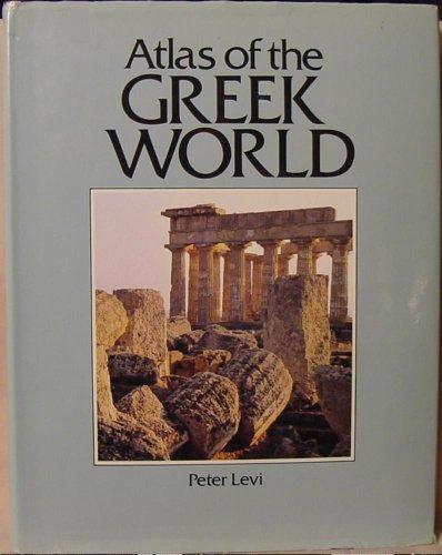 Atlas of the Greek World.: LEVI, P.,