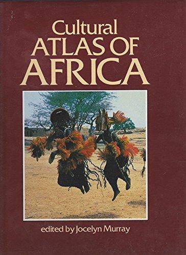 9780714820453: Cultural Atlas of Africa