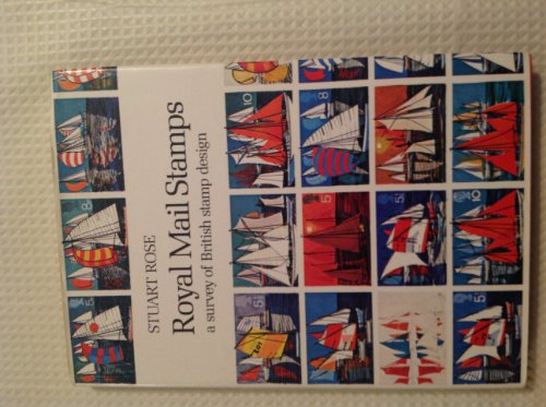 9780714820729: Royal Mail Stamps: The History of Their Design