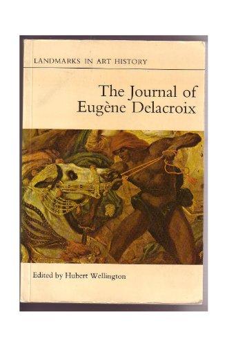 9780714821054: Journal of Eugene Delacroix
