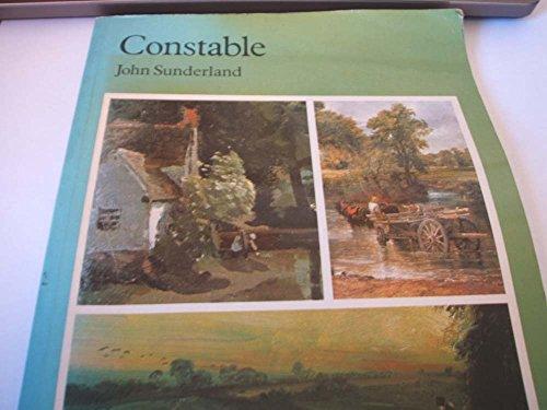 9780714821320: Constable (Phaidon Colour Library)