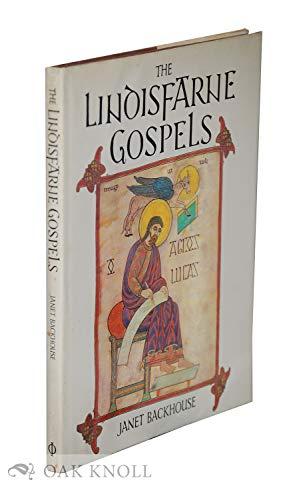 The Lindisfarne Gospels: Backhouse, Janet