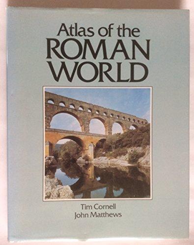 9780714821528: Atlas of the Roman World