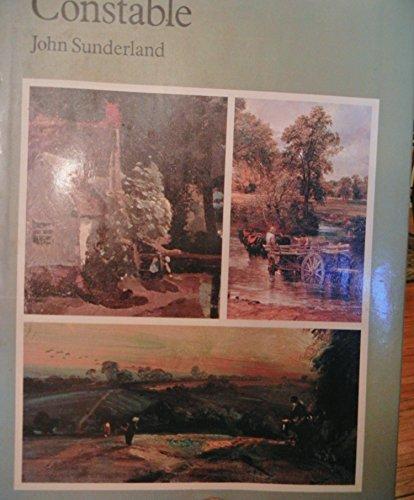 9780714821580: Constable (Colour Plate Books)