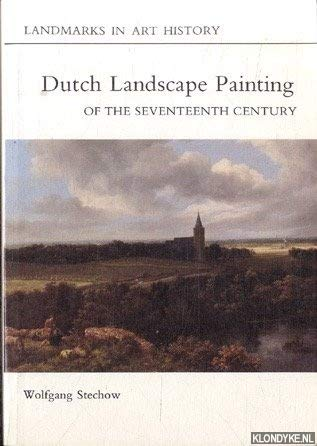 9780714821856: Dutch Landscape Painting of the 17th Century
