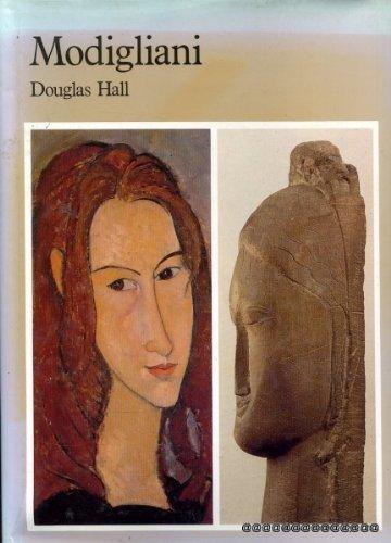 9780714822709: Modigliani (Colour Plate Books)