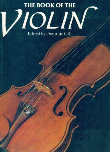 9780714822860: Book of the Violin