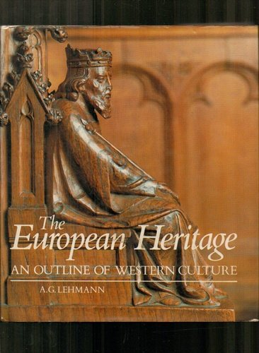 9780714823072: European Heritage: An Outline of Western Culture
