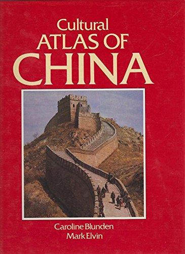 9780714823096: Cultural Atlas of China