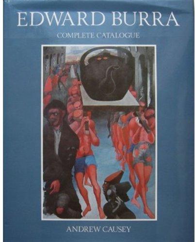 9780714823232: Edward Burra: Complete Catalogue