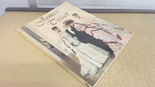 James Tissot. Barbican Art Gallery.: Tissot, James Jacques Joseph; Matyjaskiewicz, Krystyna