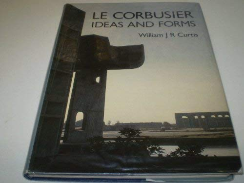 9780714823874: Le Corbusier-Ideas and Forms (Architecture Générale)