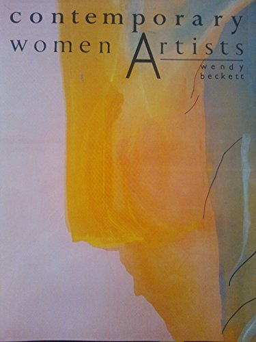 Contemporary Women Artists (0714825360) by Beckett, Wendy