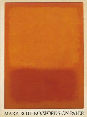 9780714826219: Mark Rothko: Works on Paper